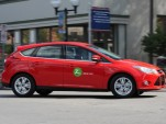 Zipcar will add the 2012 Ford Focus to its college car-sharing locations
