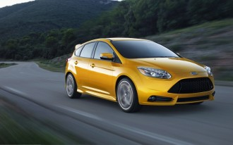 2013 Ford Focus ST Priced From $24,495, Order Books Open