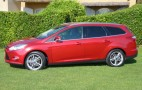 Ford Focus Wagon 1.0T EcoBoost: Quick Drive