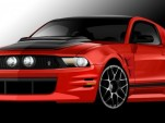 2012 Ford Mustang by Creations n' Chrome