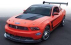 2012 Ford Mustang Boss 302S Unveiled