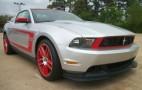 Found On Ebay: Six-Figure 2012 Mustang Boss Laguna Seca