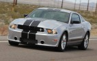 2012 Ford Mustang Shelby GTS Seeks Younger Buyers: 2011 New York Auto Show