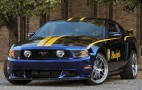 2012 Ford Blue Angels Mustang GT For EAA Young Eagles Unveiled