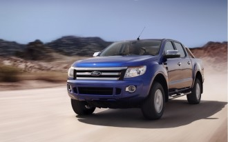 2012 Ford Ranger. Look Out...Behind