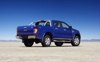 All-New 2012 Ford Ranger Not Coming To The U.S.: Here's Why