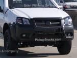 2012 Ford Ranger spy shots