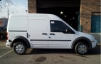 Build Your Own Ford Transit Connect Electric: Gliders On eBay