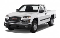 2012 GMC Canyon 2WD Reg Cab SLE1 Angular Front Exterior View