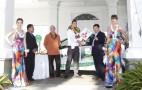 Mitsubishi Rewards Hawaii Top Teacher With 2012 Mitsubishi i