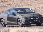 2012 Honda Civic Coupe spy shots