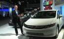 2012 Honda Civic HF at New York Auto Show, April 2011
