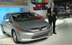 2012 Honda Civic Hybrid: 44-MPG Compact's High Points (Video)