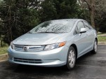 2012 Honda Civic Hybrid: Multi-Day Drive Review
