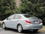 2012 Honda Civic Hybrid: Green Car Reports Best Car To Buy 2012 Nominee