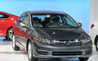 2012 Honda Civic: First Drive Impressions
