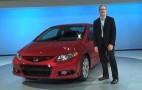 2012 Honda Civic Si Walkaround: Video