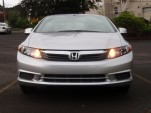 2012 Honda Civic EX  -  Driven review