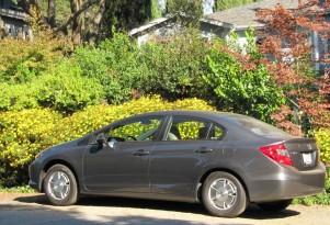 2012 Honda Civic HF: Quick Drive Of Higher-MPG Civic