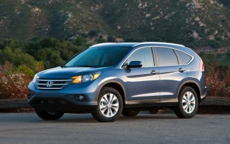 2012 Honda CR-V: First Drive