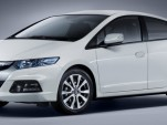 2012 Honda Insight - European market version to be shown at Frankfurt Motor Show