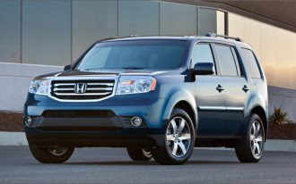 2012 Honda Pilot Gets Refreshed