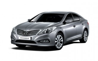 2012 Hyundai Azera To Debut At 2011 L.A. Auto Show