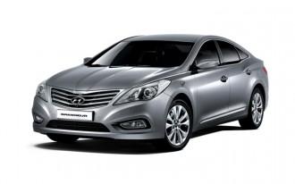 2012 Hyundai Azera To Debut At 2011 L.A. Auto Show