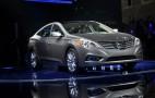 2012 Hyundai Azera Live Photos: 2011 L.A. Auto Show