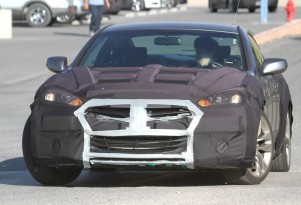 2012 Hyundai Genesis Coupe Facelift Spy Shots