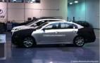 Spy Shots: 2012 Hyundai Genesis Facelift
