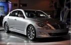 2012 Hyundai Genesis R-Spec Does Burnout: Video