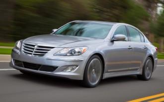 2012 Hyundai Genesis, 2011-2013 Hyundai Equus recalled to fix wiper problem