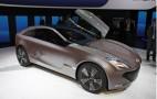 Hyundai i-Oniq Plug-In Hybrid Coupe Concept: Geneva Live Photos