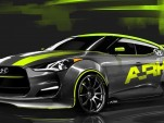 2012 Hyundai Veloster by ARK Performance