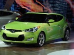 Hyundai Unveils the New Veloster in Detroit