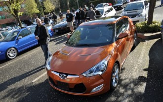 Six-Month Road Test Hyundai Veloster: The Cars And Coffee Challenge