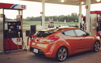 Six-Month Road Test Hyundai Veloster: Rest Stop Reactions