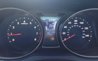 Six-Month Road Test Hyundai Veloster: Road-Trip Fuel Economy