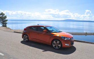 2012 Hyundai Veloster Six-Month Road Test: Yellowstone Photo Gallery
