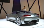 Infiniti Emerg-E Plug-In Sports Concept: Live Photos, Geneva Motor Show
