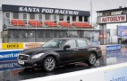 2012 Infiniti M35h Sets Guinness Record For Quickest Full-Hybrid Acceleration