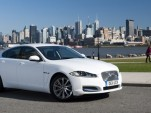 Jaguar XF Clean Diesel Sets Off On U.S. Tour