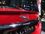 2012 Jaguar XFR live photos