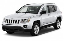 2012 Jeep Compass FWD 4-door Sport Angular Front Exterior View