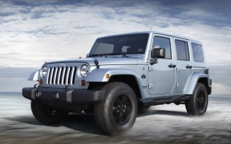 2012 Jeep Wrangler Arctic & Liberty Arctic Drift Into Showrooms
