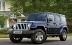 2012 Jeep Wrangler Freedom Edition Honors Military Members