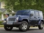 2012 Jeep Wrangler Freedom Edition