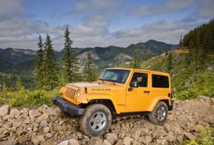 2012 Jeep Wrangler - First Drive