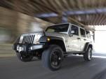 2012 Jeep Wrangler Call of Duty: Modern Warfare 3 special edition